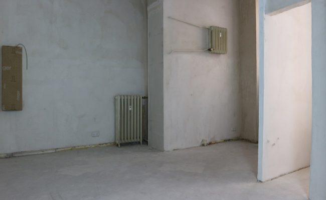 Hinterraum Zugang Küche