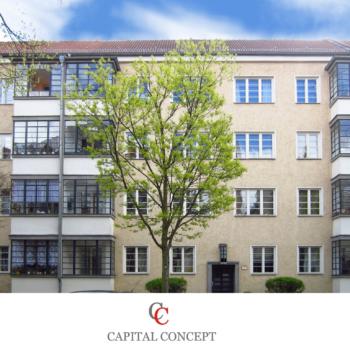 Vermietete 2,5 Zimmer Eigentumswohnung in Treptow