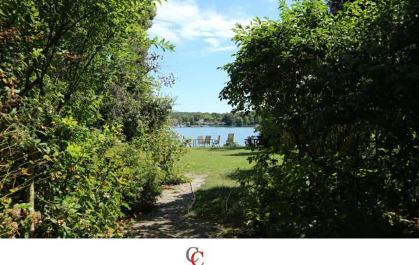 Wohnen am Wasser * Maisonette-Wohnung mit Spa & Fitness Bereich *