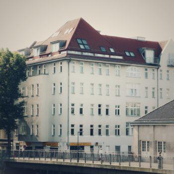 * Berliner Geschichte in modernem Gewand * Loggia und Wintergarten *